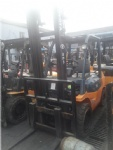 used Toyota 7F 3T forklift