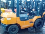 used Toyota 7F 30 forklift