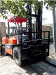 used Toyota 50 forklift