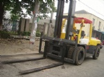 used Toyota 10T forklift
