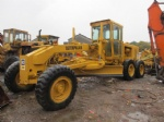used Caterpillar-14G motor grader