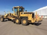 used Caterpillar-14H motor grader