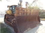 used caterpillar D8R  bulldozer